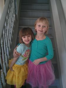 Athena & Raine ready to celebrate